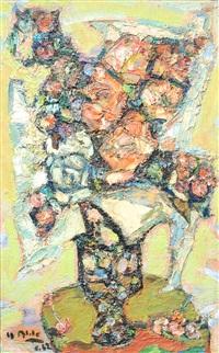 les roses et les cerises by yvette alde
