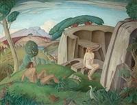 the garden of eden by harry epworth allen
