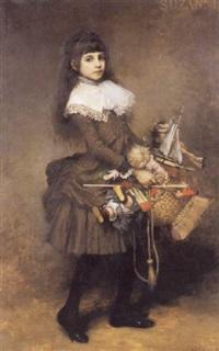 suzanne et son panier de joujoux by pierre outin