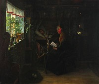interior by valdemar kornerup