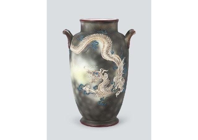 Moriage Vase By Noritake On Artnet
