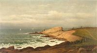 morning, narragansett by charles wilson knapp