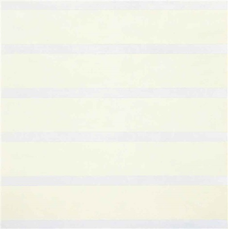 untitled #15 (peace) by agnes martin