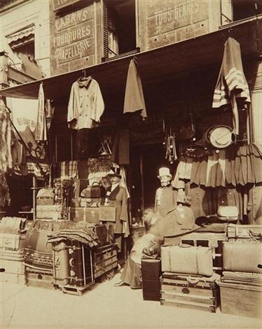 boutique darticles pour hommes 16 rue du petit thouars by eugène atget