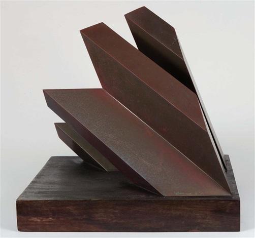 two bronze by arthur silverman