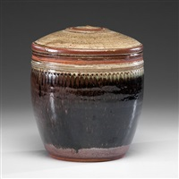 large tea caddy by richard batterham