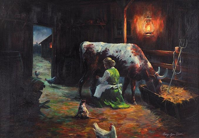 http://www.artnet.com/WebServices/images/ll00043llde54GFgOGECfDrCWvaHBOcBE3D/gary-lynn-roberts-milk-maid.jpg
