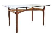 dining table by schulim krimper