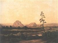 vallée de cuautla by jean baptiste louis (baron gros) gros
