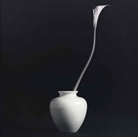 calla lily by robert mapplethorpe