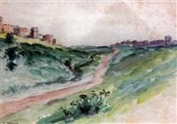 les remparts de rabat by albert lepreux