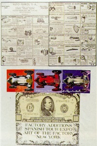 auto-bill by pietro psaier and andy warhol