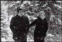 jean paul belmondo i catherine deneuve by leonard de raemy