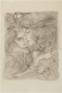 two women by jan toorop