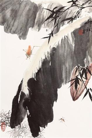 花卉草虫 by xiao lang