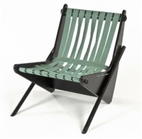 boomerang chair by richard neutra