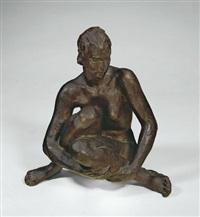 sitzende by georg kolbe