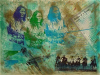 untitled (articles of a treaty) by yone young