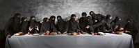 last supper - gaza by vivek vilasini