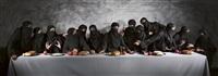 last supper - gaza by vivek vilasini