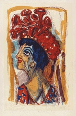 contessa by otto dix