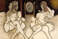 Two Women, 1930