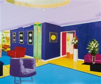 paisley park by dexter dalwood