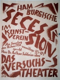 hamburgische secession by otto fischer-trachau