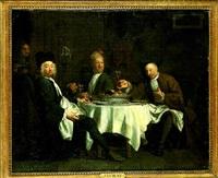 le déjeuner entre amis by jacques autreau