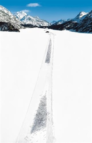 engadin ii by andreas gursky
