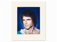 warren beatty by gottfried helnwein