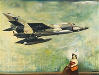 super etendard (super banner) by ghasem hajizadeh