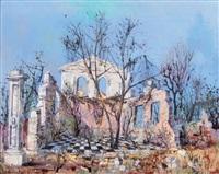 le jardin de sèvres ou la maison abandonnée by maurice armand buffet