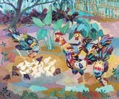 chiken gethring by budi ubrux