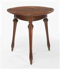 side table by louis majorelle