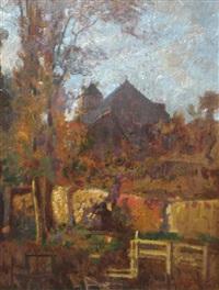 prestonkirk, east linton by robert noble