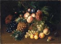 natura morta di frutta by arthur charles dodd