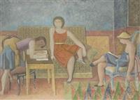 les trois soeurs by balthus