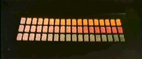 campionario colore moquette n 31 by elisa bollazzi