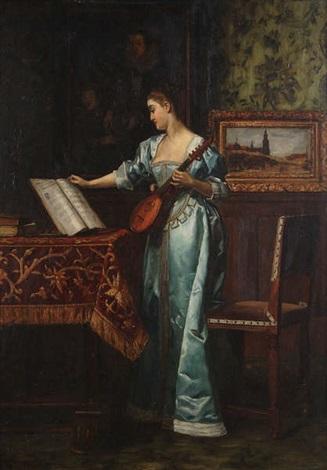 la leçon de musique by florent willems