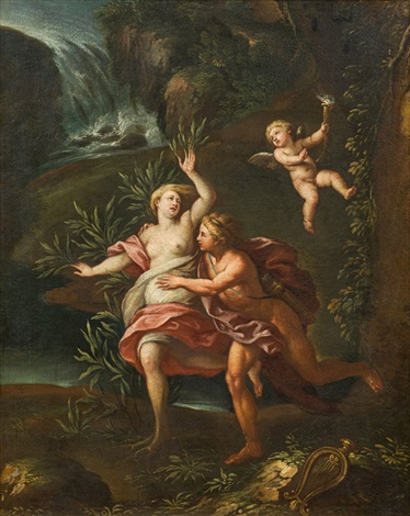 Apollo Und Daphne By Carlo Maratta On Artnet