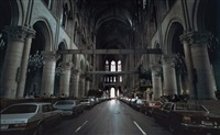 parking notre dame by seb janiak