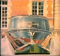 la victoire de samothrace, 1984 by gerard gantois