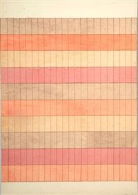 entwurfszeichnung für eine bettdecke by lena meyer-bergner