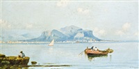 panorama of palermo by eremino kremp