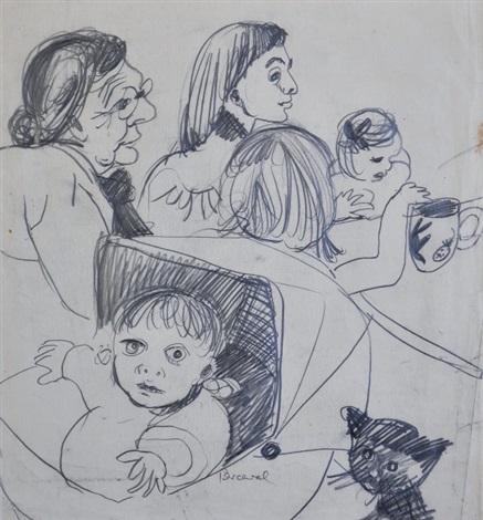 generations by john de burgh perceval