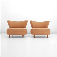 lounge chairs (pair) by william haines