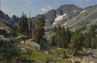into the high country by clyde aspevig