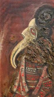 masquerade by okpu eze