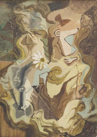 la reine marguerite by andré masson